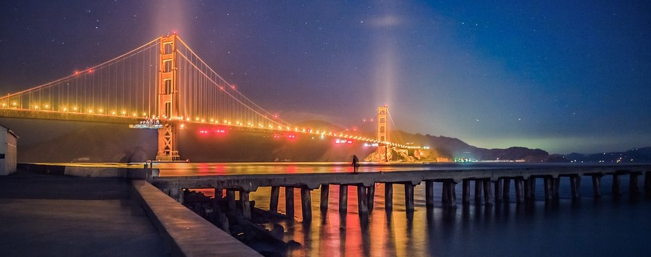 1-Day Hop On Hop Off and San Francisco Night Tour