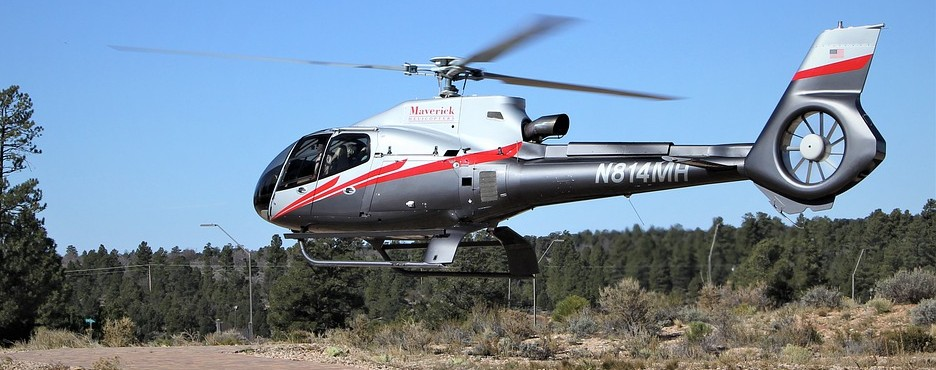 1-Day Las Vegas Papillon Helicopter Golden Eagle Tour