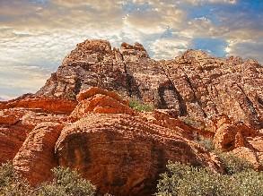1-Day Las Vegas to Red Rock Canyon Jeep Tour