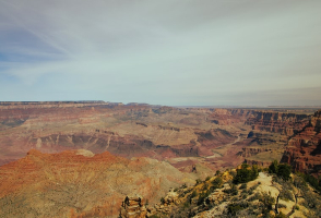 1-Day Las Vegas to Hoover Dam and Grand Canyon South Rim In-depth Tour