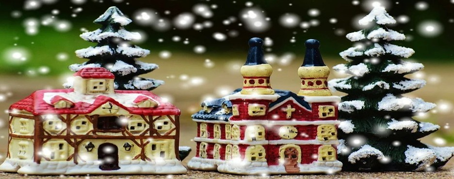 1-Day From New York City to Christmas Village & Longwood Gardens Tour