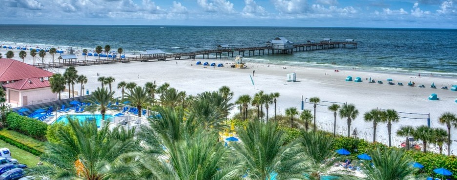 1-Day Orlando to Gulf of Mexico and Clearwater Beach Tour