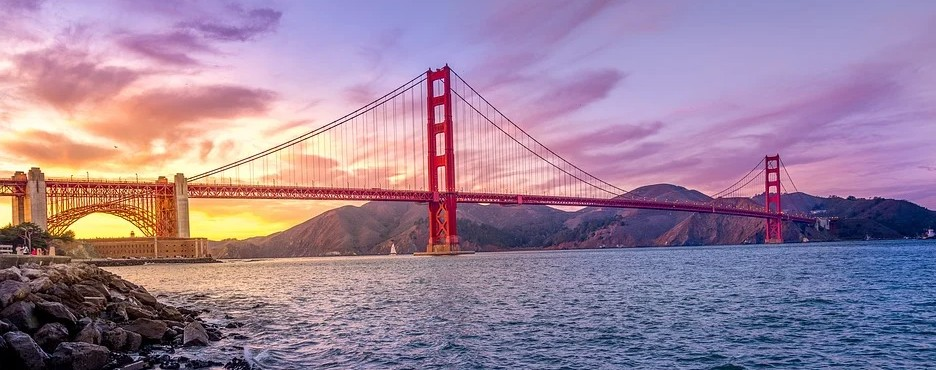 1-Day San Francisco to Golden Gate Bridge, Napa Valley and San Francisco Bay Tour