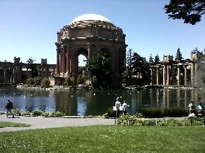 1-Day San Francisco to Fisherman's Wharf, Golden Gate Bridge, Palace of Fine Arts and Japanese Tea Garden Tour