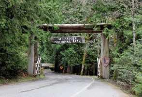 1-Day Seattle/Renton to Mount Rainier National Park Tour