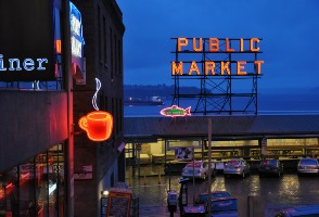 1-Day Seattle to University of Washington and Blue Ice Cave Tour