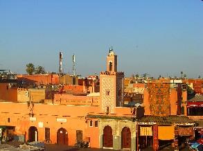 10 Hours Casablanca to Marrakech City Tour