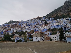 10 Hours Fes to Chefchaouen City Day Trip