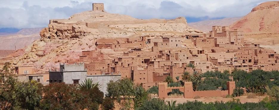 11 Hours Marrakech to Ait Ben Haddou and Ouarzazate Tour