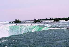 2-Day From Boston to Niagara Falls, Seneca Lake and Millennium Glen Tour