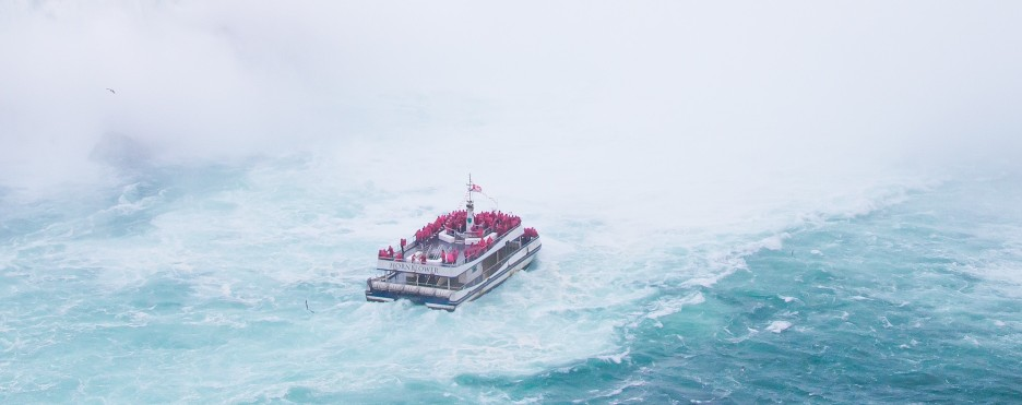 2-Day Boston to Finger Lakes, Watkins Glen, Niagara Falls and Maid of the Mist Boat Ride Tour