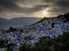 2-Day Fes to Chefchaouen the blue City of Africa Tour