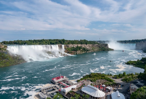 2-Day From New York/New Jersey to Niagara Falls and Thousand Islands Tour