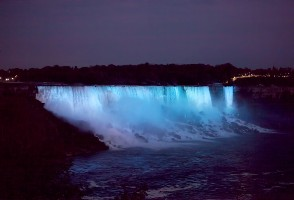 2-Day New York to Corning Center and Niagara Falls Night View Tour