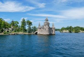 2-Day New York/New Jersey to Niagara Falls and Thousand Islands Tour