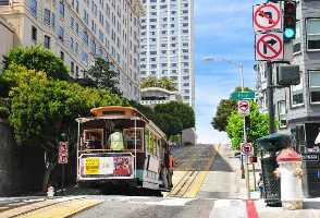 2-Day San Francisco to Fisherman Wharf, 17 Miles Drive, Roaring Camp Steam Train and Gilroy Fashion Outlets Tour