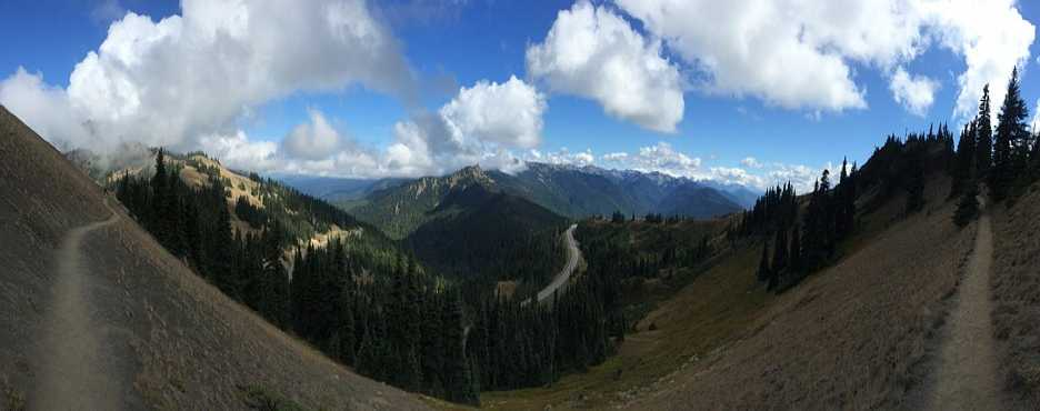 2-Day Seattle/Renton to Mt. Rainier National Park and Olympic National Park Tour