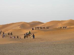3-Day Fes to Azrou, Midelt, Merzouga, Todra Gorges, Ouarzazate and Marrakech Tour