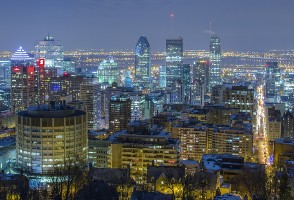 3-Day From New York/New Jersey to Ausable Chasm, Montreal and Quebec City Tour