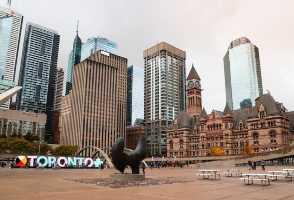 3-Day Boston/Charlton to Niagara Falls, Toronto and Thousand Islands Tour