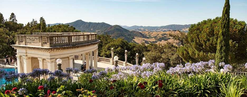 3-Day San Francisco to Hearst Castle and Yosemite National Park Tour (Free Airport Pickup)