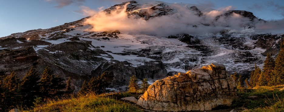 3-Day Seattle to Mt. Rainier National Park and Seattle Sightseeing City Tour (Free Airport Pickup)