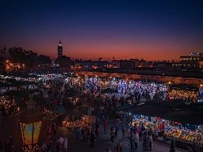 3.5 Hour Marrakech Guided City Tour