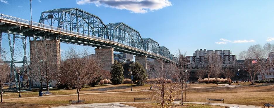 4-Day Atlanta to Asheville, Chattanooga, Nashville, Great Smoky Mountain and Rock City Gardens Tour