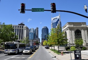 4-Day Chicago to Indianapolis, Chattanooga, Nashville and Great Smoky Mountains Sightseeing Tour
