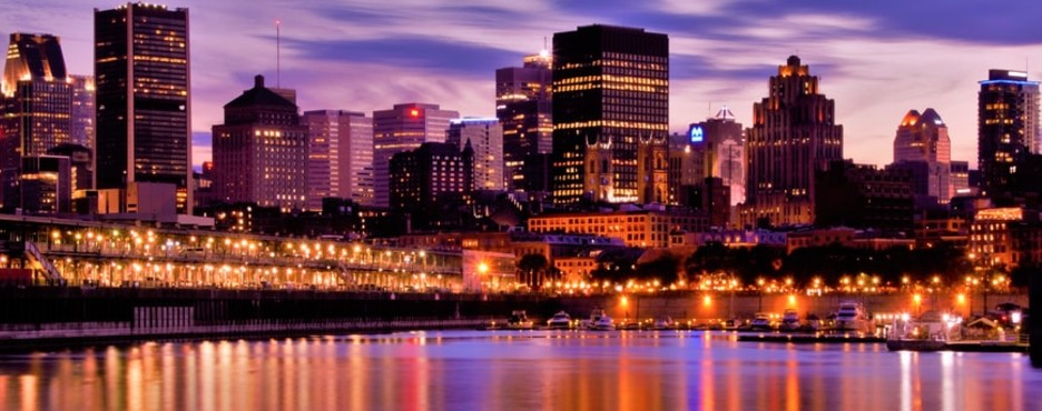 4-Day From New York/NJ to Corning Museum, Ausable Chasm, Niagara Falls, Montreal, Ottawa and Toronto City Tour