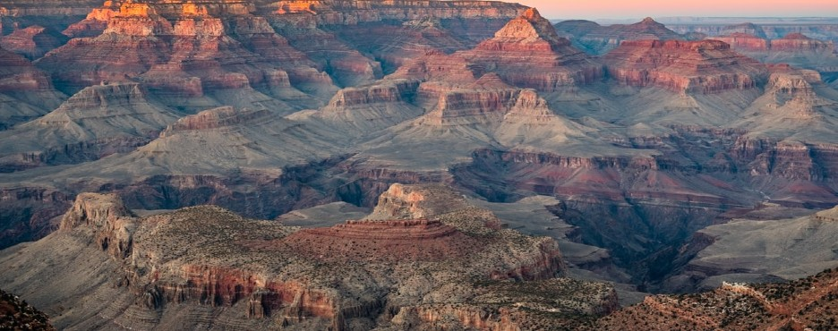 4-Day Los Angeles to Grand Canyon South Rim, Las Vegas and Hoover Dam Tour
