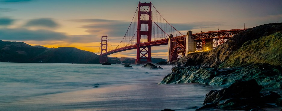 4-Day Los Angeles to San Francisco, Lake Tahoe and Yosemite National Park Tour