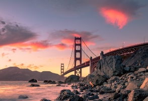 4-Day Los Angeles to Santa Barbara, Solvang, Berkeley University and San Francisco Tour (Free Airport Pickup)