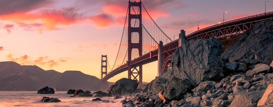4-Day Los Angeles to Santa Barbara, Solvang, Berkeley University and San Francisco Tour (Free Airport Pickup)