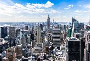 4-Day New York to Philadelphia, Washington DC, Niagara Falls and Amish Farm Tour