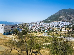 4-Day Tangier to Assilah, Fes, Meknes, Volubilis and Chefchaouen City Tour