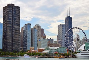 5-Day Chicago to Millennium Park, Milwaukee, Holland, Great Lakes and Chicago City Tour