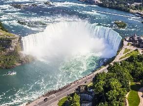 5-Day New York/New Jersey to Hershey, Corning, Watkins Glen, Niagara Falls, Washington DC, Philadelphia and Harvard University Tour (Free Airport Pickup)