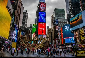 5-Day New York/New Jersey to Woodbury Outlets Shopping, Christmas Lighting Show and Time Square Countdown Tour (Free Airport Pickup)