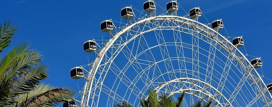 5-Day Orlando Special Theme Parks and City In-depth Tour from Orlando (Free Airport Pickup)