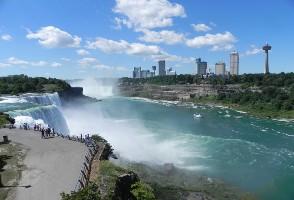 5-Day Philadelphia to Boston, Corning Museum, Niagara Falls, New York and Washington DC Economy Tour