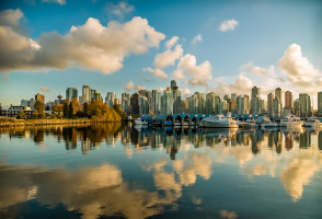 5-Day Vancouver to Kamloops, Hope Town, Gastown, Canada Palace and Vancouver City In-depth Tour