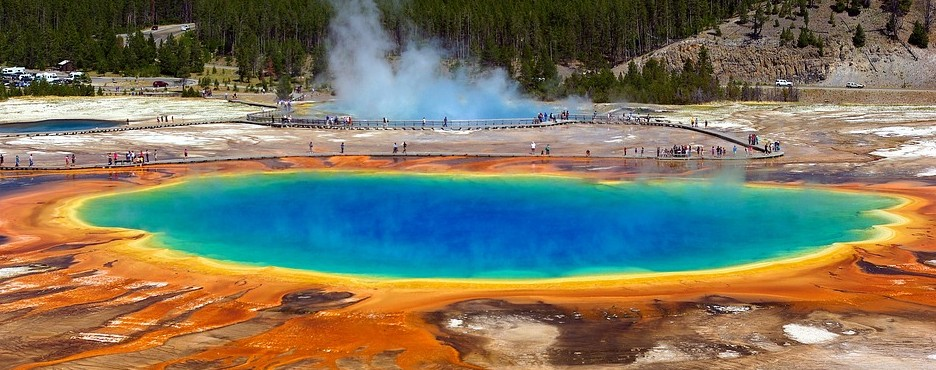 6-Day Los Angeles to Salt Lake City, Antelope Canyon, Horseshoe Bend, Grand Teton and Yellowstone National Park (Free Airport Pickup - SLC OUT)