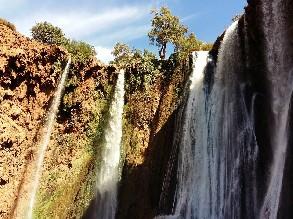 7-Day Casablanca to Rabat, Volubilis, Fes, Azrou, Ouzoud Waterfalls and Marrakkech City Tour