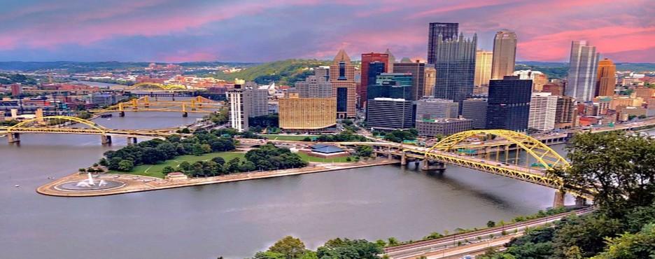 7-Day Chicago to Niagara Falls, Baltimore, Pittsburgh, Washington DC, Philadelphia and New York City Tour