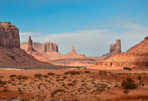 7-Day Los Angeles/Las Vegas to Bryce Canyon, Monument Valley, Grand Canyon National Park, Antelope Canyon and California Theme Parks Tour