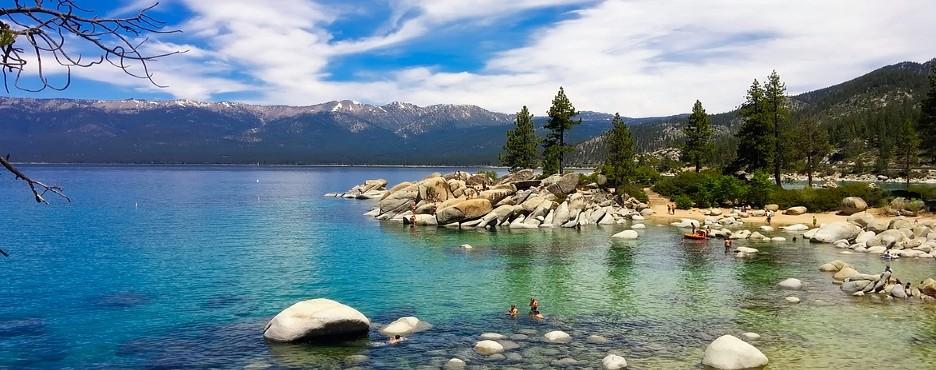 7-Day Salt Lake City to Lake Tahoe, Napa Valley, Bonneville Flats, Grand Teton, Yellowstone, Yosemite National Park and San Francisco City Tour (Free Airport Pickup - LAX OUT)