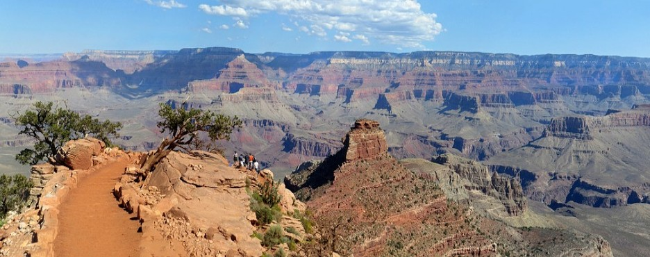 8-Day Las Vegas to Los Angeles, Hoover Dam, Antelope Canyon, Grand Canyon (West Rim/South Rim), Ensenada, Lobster Bay and California Theme Parks Tour (Free Airport Pickup - LAX OUT)