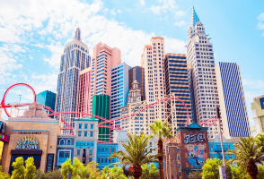 8-Day Los Angeles/Las Vegas to Hoover Dam, Antelope Canyon, Salt Lake City, Grand Canyon West Rim Skywalk & Yellowstone National Park (Airport Pickup) Overnight Tour
