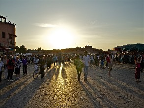 8-Day Tangier to Chefchaouen, Volubilis, Meknes, Fes, Erfoud, Merzouga, Todra Gorges, Ouarzazate and Marrakech City Tour